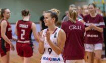 Latvijas U18 meiteņu izlase