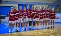 Latvijas sieviešu U20 basketbola izlase