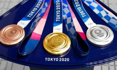 Tokijas olimpisko spēļu medaļas