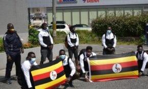 Ugandas olimpiskā izlase