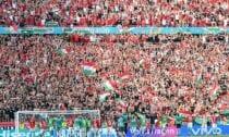 Ungārijas futbola izlases līdzjutēji