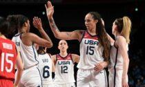 ASV sieviešu basketbola izlase
