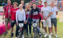 Latvijas BMX riteņbraucēji