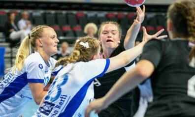 Latvijas U17 sieviešu handbola izlase