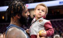 Andrē Dramonds un viņa dēls Deons