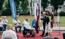 Latvijas paraolimpiskā izlase