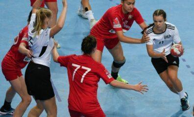 Latvijas U17 handbola izlase