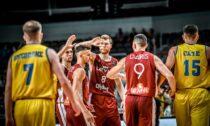 Latvijas basketbola izlase