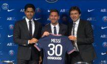Lionels Mesi un PSG vadība