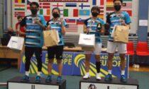 Malaizijas badmintonisti