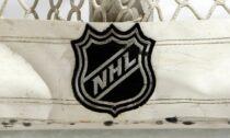 Nacionālās hokeja līgas logo