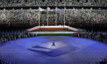 Tokijas olimpisko spēļu noslēguma ceremonija