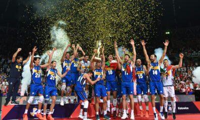 Itālijas volejbola izlase