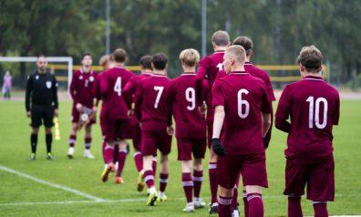 Latvijas U17 futbola izlase