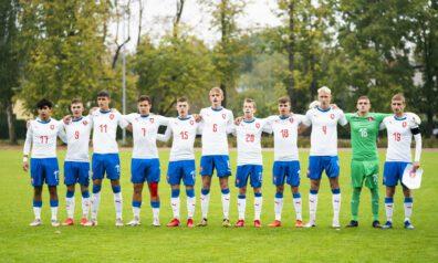 Čehijas U17 futbola izlase