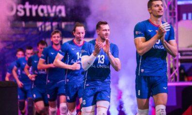 Čehijas volejbola izlase