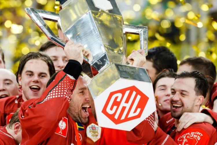 IIHF Čempionu līgas trofeja