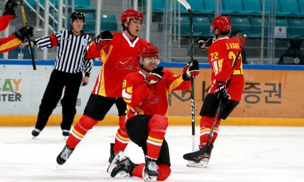 Ķīnas hokeja izlase