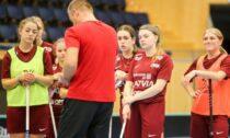 Latvijas U19 sieviešu florbola izlase