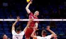 Latvijas un Horvātijas volejbola izlases