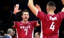 Latvijas volejbola izlase