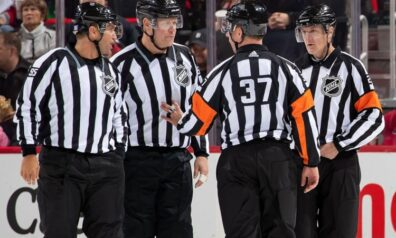 NHL tiesnešu brigāde