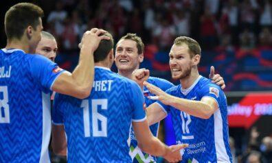 Slovēnijas volejbola izlase