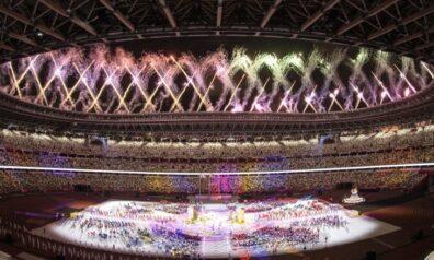 Tokijas paraolimpisko spēļu noslēguma ceremonija