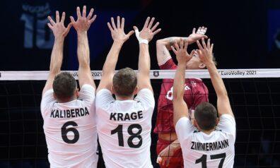 Vācijas volejbola izlase