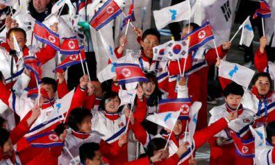 Ziemeļkorejas olimpiskā delegācija