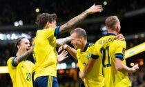 Zviedrijas futbola izlase