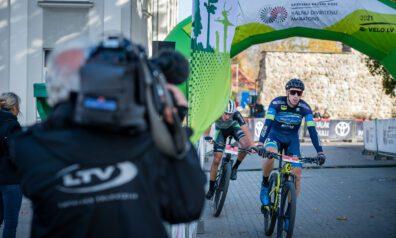 Kalnu riteņbraukšanas maratons Cēsis - Valmiera