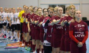 Latvijas sieviešu florbola izlase