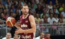 Latvijas basketbola izlase, Jānis Strēlnieks, Sportazinas.com