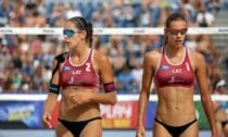 Анастасия Кравченок и Тина Граудиня, Sportazinas.com