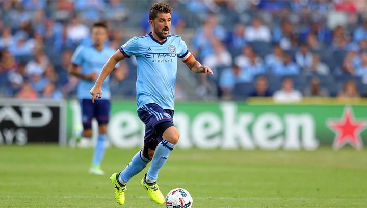 Давид Вилья, www.sportazinas.com